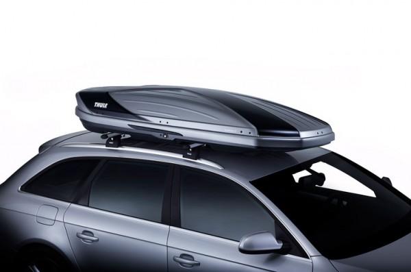 THULE Excellence XT Dachbox - titan/schwarz glänzend