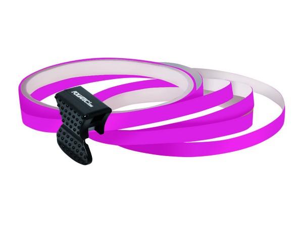 FOLIATEC Felgenzierstreifen - Pinstripes - B: 6 mm - pink
