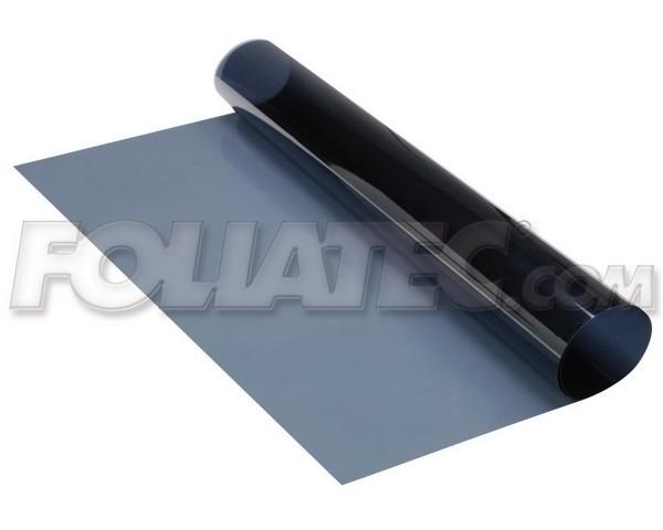 FOLIATEC Tönungsfolie - Midnight schwarz - Dark - 76 x 300 cm