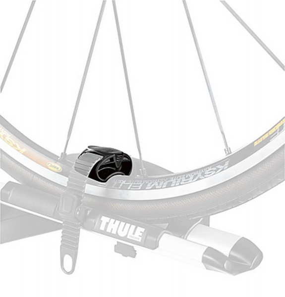 THULE 9772 Road Bike Adapter - Radadapter - Felgenschutz - 2er Set