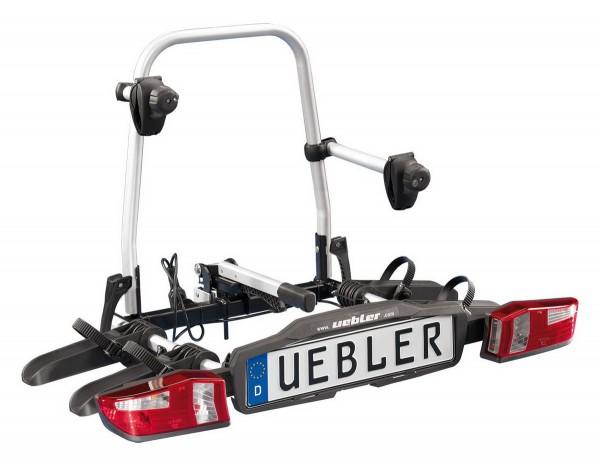 UEBLER F22 Fahrradträger 2er inklusive Kennzeichen