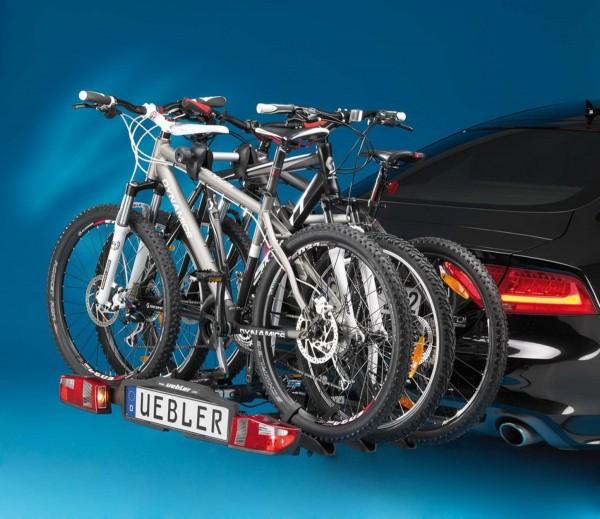 UEBLER F32 Fahrradträger 3er inklusive Kennzeichen