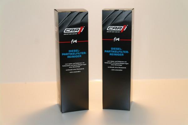 2x CAR1 Dieselpartikelfilter Reiniger DPF Reiniger 400ml Spraydose mit Sonde CO 3614