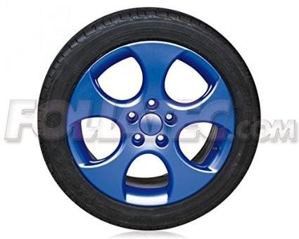 FOLIATEC Sprühfolie - 2x 400ml Spray - blau glänzend