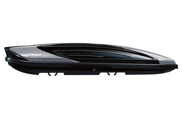 Thule Dachbox Excellence XT Black Glossy/Titan Metallic 611906
