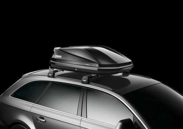 THULE Touring 100 S Dachbox - schwarz glänzend