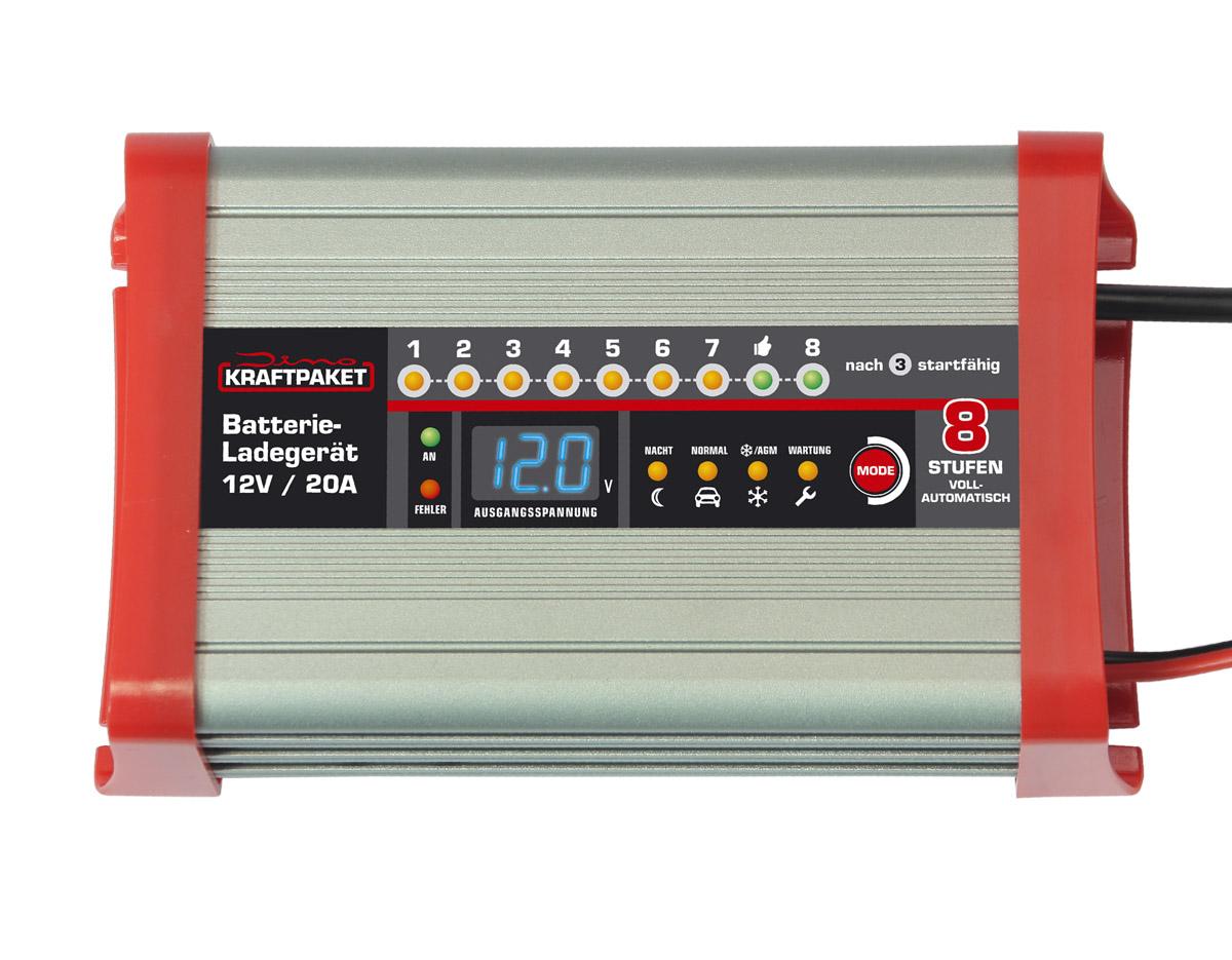 dino kraftpaket kfz batterieladeger t 20a 12v reinartz autoteile shop