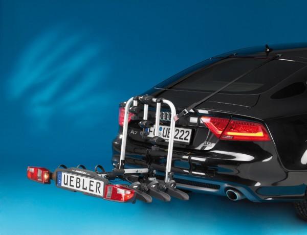 UEBLER F32 XL Fahrradträger 3er inklusive kennzeichen