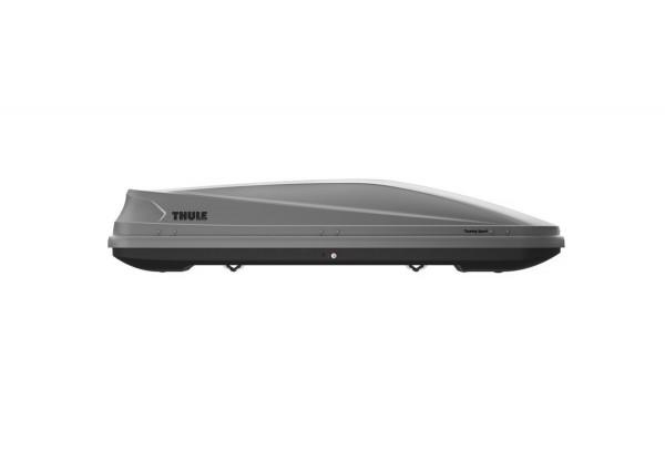 THULE Touring Sport 600 Dachbox - titan aerosk