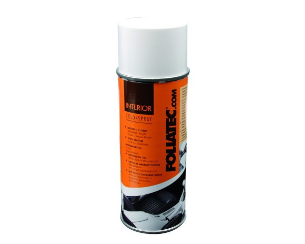 FOLIATEC Interior Colorspray - 400ml - alpinweiß