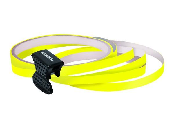 FOLIATEC Felgenzierstreifen - Pinstripes - B: 6 mm - gelb