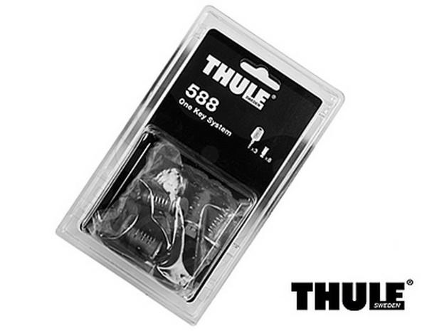 THULE 588 Schließzylinder - 8er Set - One Key System