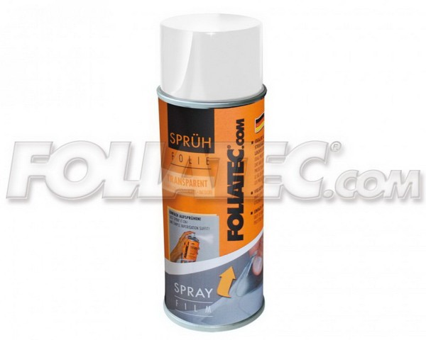 FOLIATEC Sprühfolie - 400ml Spray - transparent klar